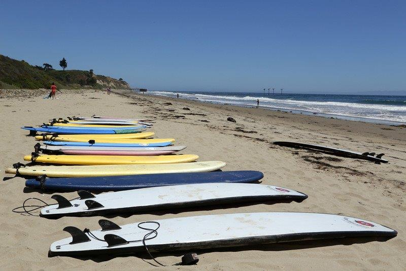 Group-Surf-Lessons-Santa-Barbara-California