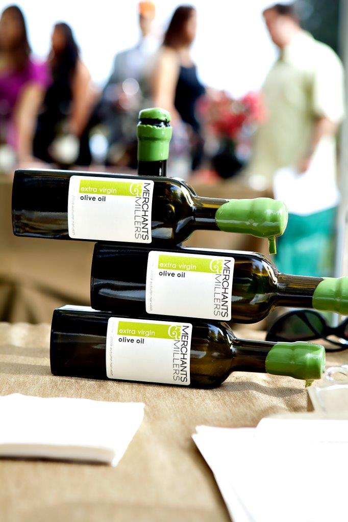 Napa Food and Wine Festival - Olive Oil Tasting