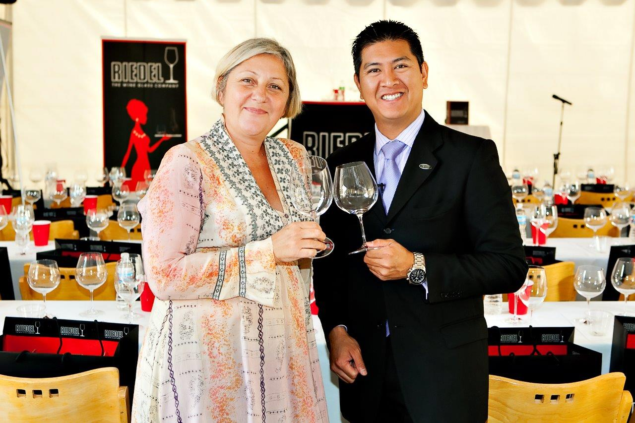 Napa Food and Wine Festival Sponsor - Riedel