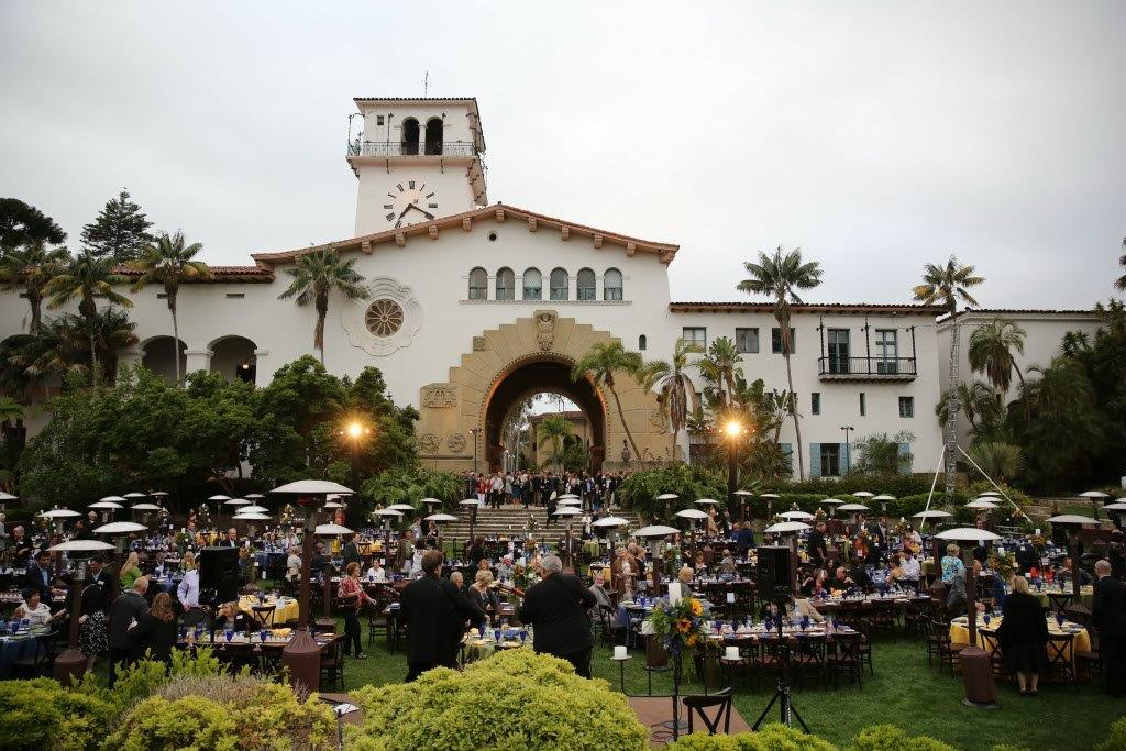 Santa-Barbara-Courthouse-Special-Event-Dinner-Set