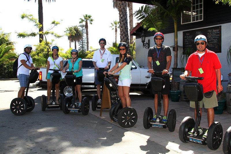 Segway-Group-Santa-Barbara