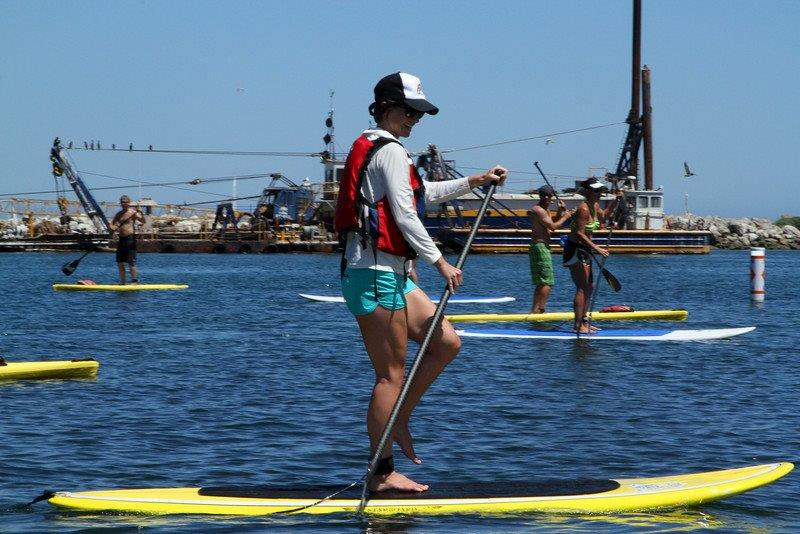 Stand-Up-Paddleboarding-Santa-Barbara-California