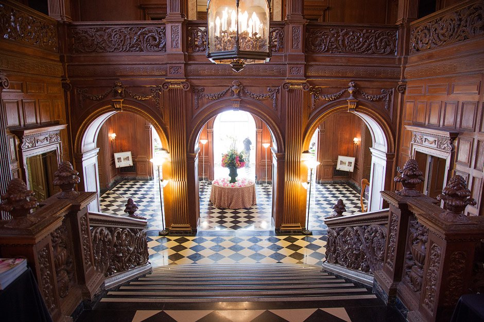 Superieur Greystone Mansion Staircase
