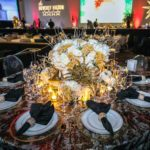 High Holiday Glamour - Relevé Holiday Table design