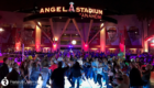 Angels Stadium Dancing by Releve Unlimited