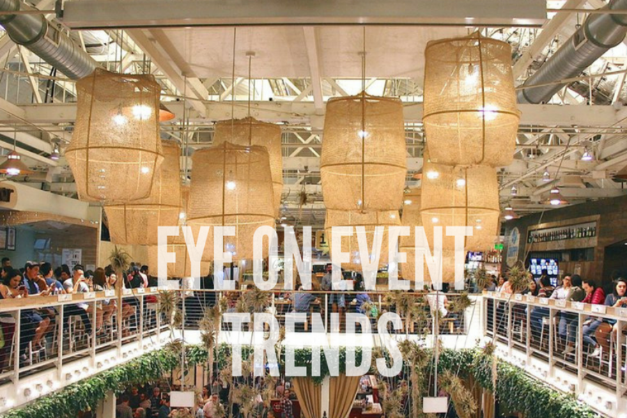 Public Market and Food Hall Events for Private Groups: EYE ON EVENT TRENDS