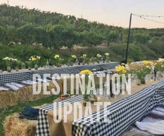 Pence Ranch Santa Barbara: DESTINATION UPDATE