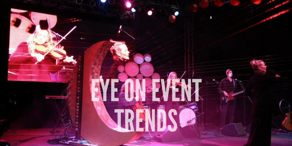 Festivals at Corporate Events: EYE ON EVENT TRENDS