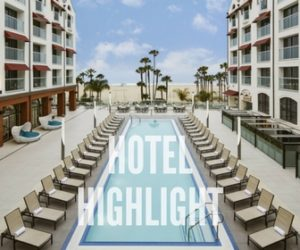 Loews Santa Monica Beach Hotel: HOTEL HIGHLIGHT