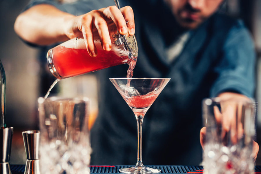 Liquor at an Off-Site Event – Who Can Serve
