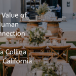 The Value of human connection