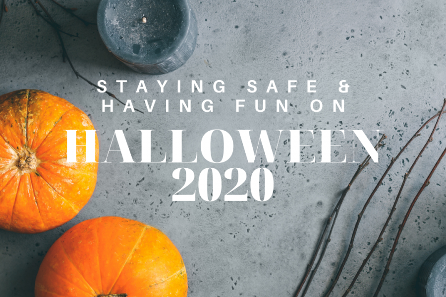 Ghostly Halloween Fun in 2020