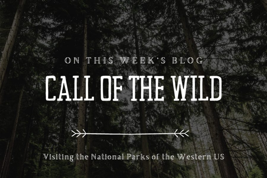 Visiting the National Parks in the Western US